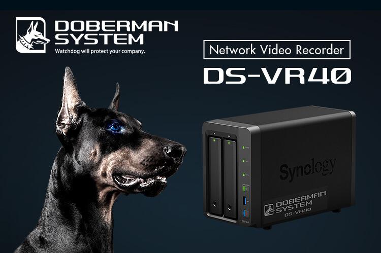ネットワークビデオ レコーダー DS-VR40